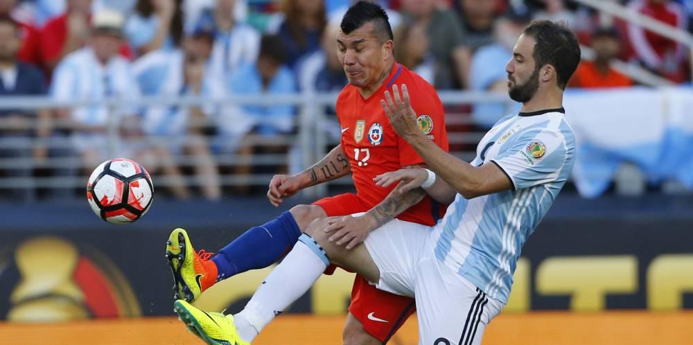 Argentina Vs Chile Final De La Copa América 2016 Centenario Horario Tv Y Programación
