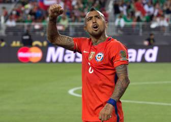 Vidal supera en rendimiento a Mascherano en la Copa