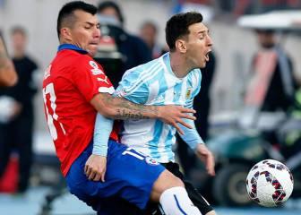 Test: ¿Cuánto sabes del partido entre Chile y Argentina?