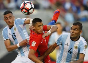 Argentina se convierte en el rival más repetido de la Roja