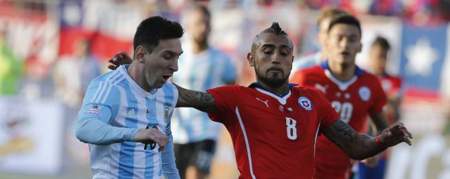 Chile vs Argentina en vivo online: Copa América 2016, Final