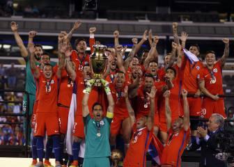 Estos serían rivales de la Roja en la Copa Confederaciones