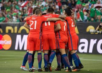 El increíble registro de goles de la selección chilena