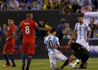 "Borghi: ""Chile ganó porque Argentina propuso poco"""