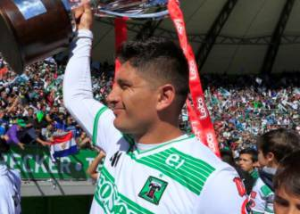 Aceval revive el drama que lo marginó 5 meses del fútbol