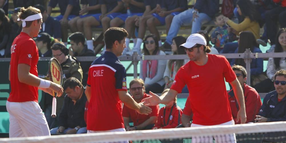 Murray gana a Pella para igualar 2-2 la semifinal con Argentina