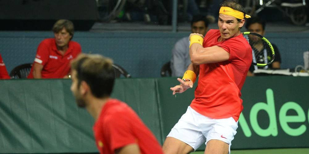 Sin Delpo, Mayer define la serie frente a Evans — Copa Davis