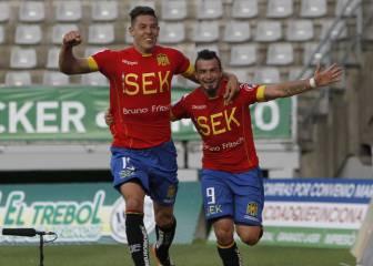 Unión golpea a Temuco y se queda con el liderato del torneo