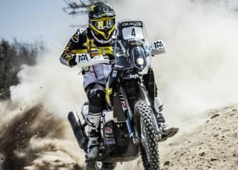 Quintanilla remata segundo en el inicio del Rally de Marruecos
