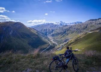 El increíble viaje en bicicleta del chileno Jerónimo Del Sur