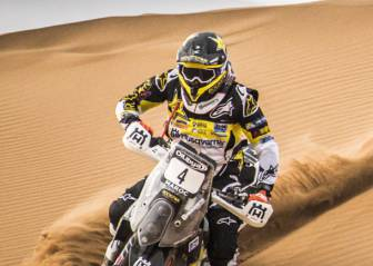 Quintanilla queda a un paso del título Mundial en Marruecos