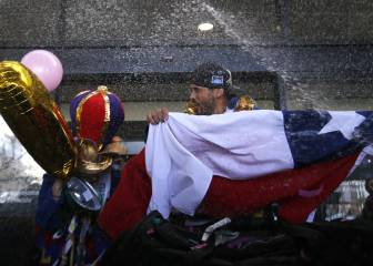 Quintanilla le envía mensaje a las autoridades para recuperar el Dakar