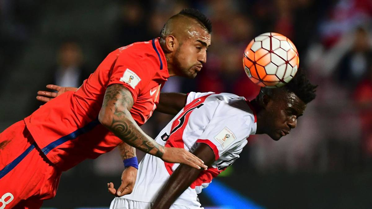 Así reaccionó el técnico tras el segundo gol de Chile — Ricardo Gareca