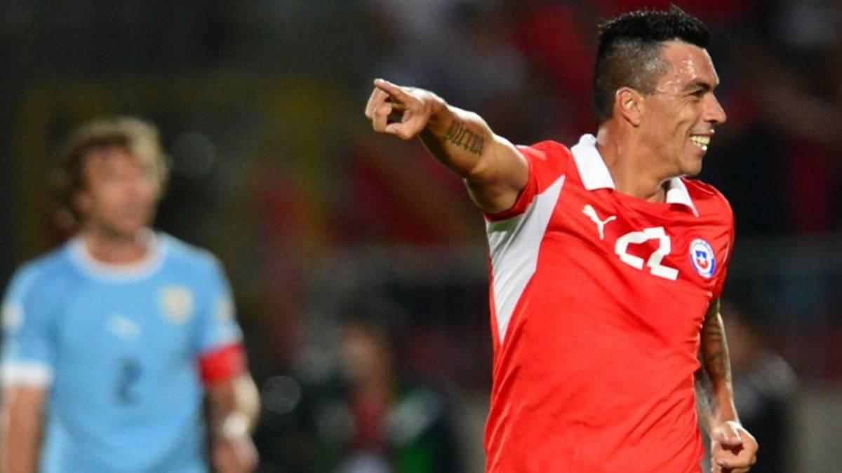Sin novedades en Chile para duelos ante Colombia y Uruguay