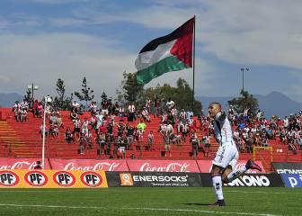Palestino se acordó de ganar y derrota a Temuco en La Cisterna