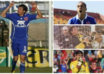 Los uruguayos más recordados que jugaron en Chile