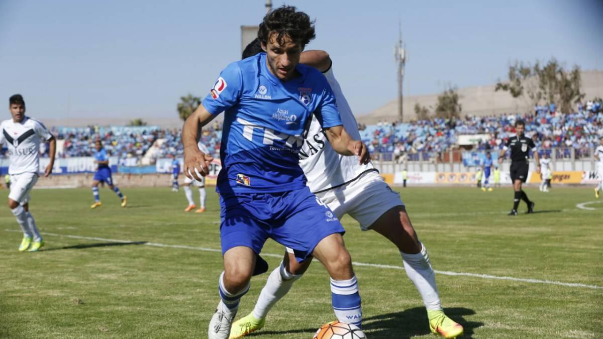San Marcos superó a Santiago Morning y es líder de Primera B - AS Chile