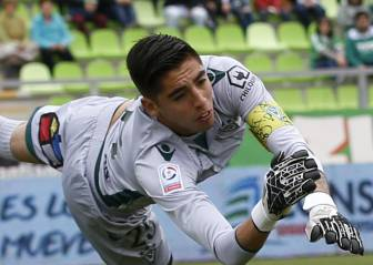 Gabriel Castellón se puso como meta continuar en la Roja