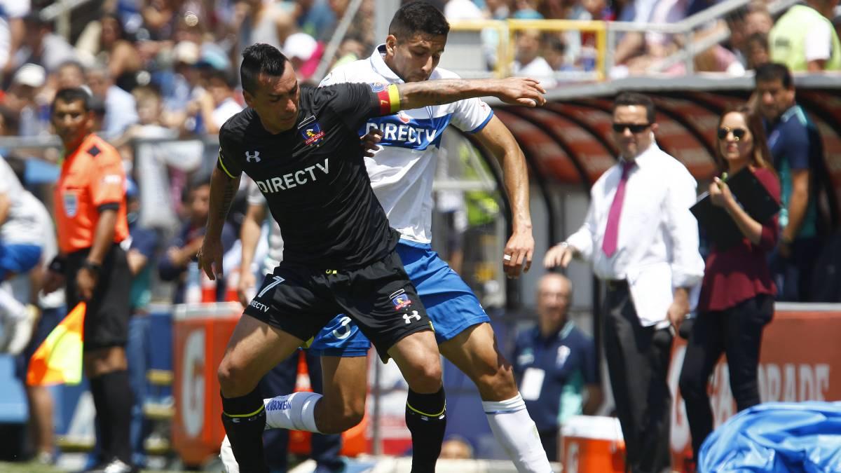 Canal 13 transmitirá dos partidos de las semifinales de la Copa Chile