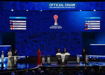 Portugal ante México y Rusia; Alemania frente a Chile