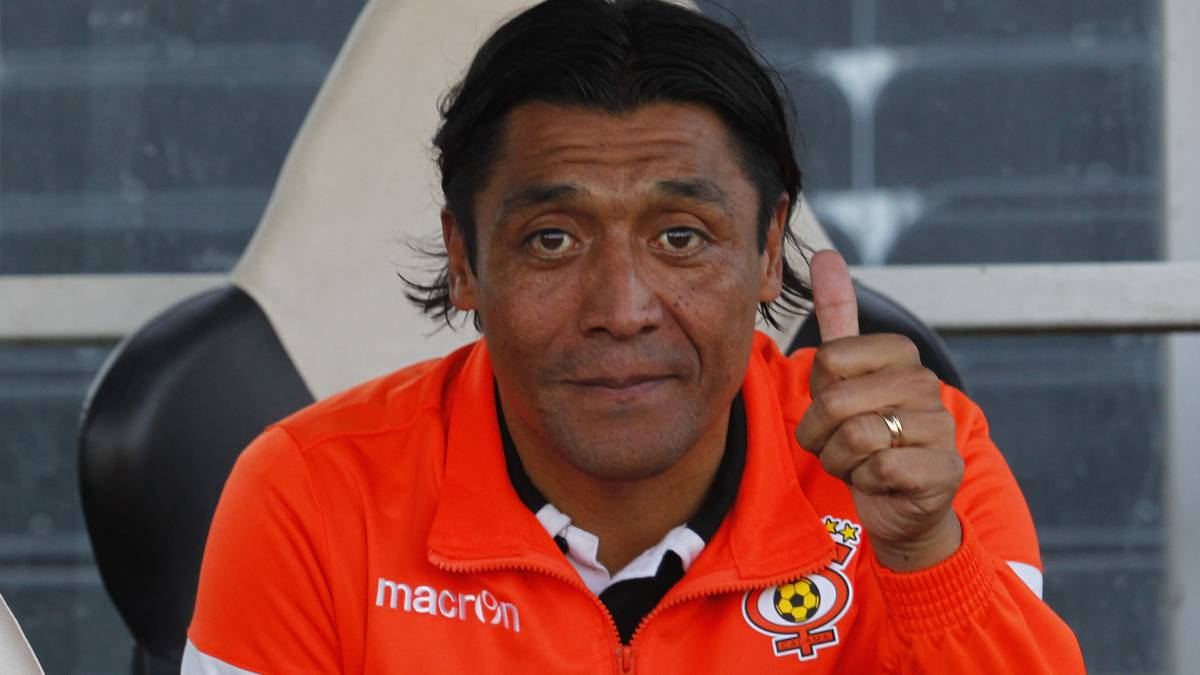 Kalule Meléndez asume como entrenador de Cobreloa