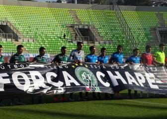 Wanderers se suma a homenaje mundial por el Chapecoense