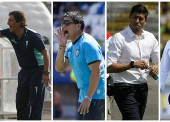 Los 4 técnicos chilenos que marcaron pauta en el Apertura