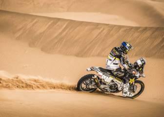 Quintanilla termina 12° en la primera etapa del Rally Dakar