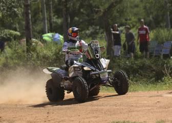 Casale avanza al quinto puesto en la General del Rally Dakar