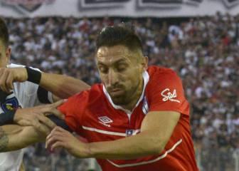 'Ribery' Muñoz deja la UC e irá a préstamo a Santiago Wanderers