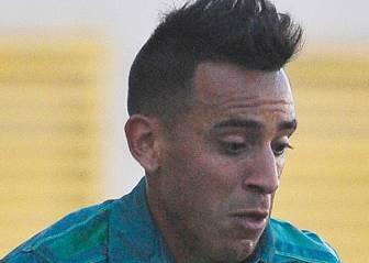 """Jorge Luna: """"Hace rato que quería volver a Chile"""""""