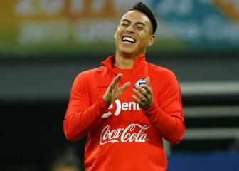 El récord que Eduardo Vargas podría batir en la China Cup