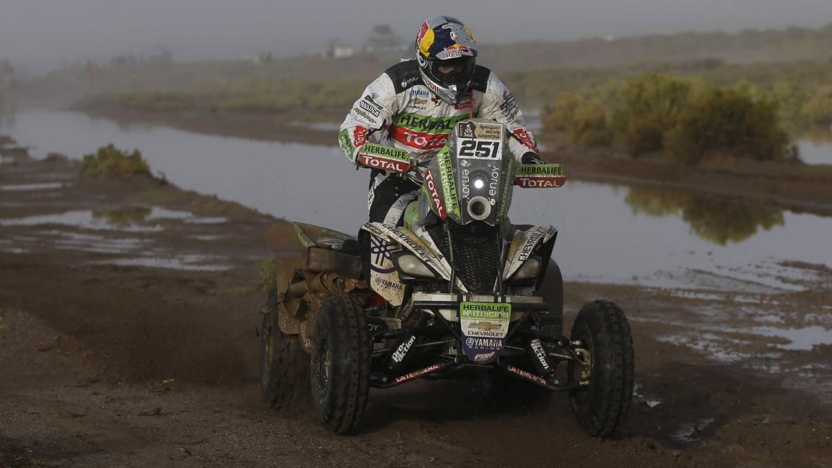 Casale gana última etapa y termina en el podio del Dakar 2017