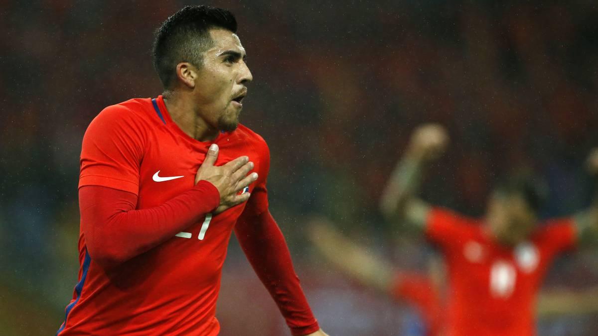 Chile (4)1 - 1(1) Croacia, China Cup: Crónica, resumen y goles