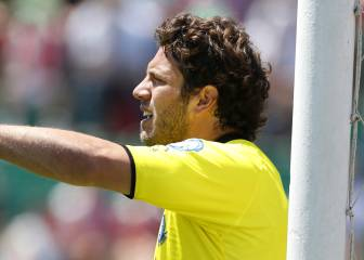 Ex arquero de Antofagasta, Jorge Broun, iría a Boca Juniors