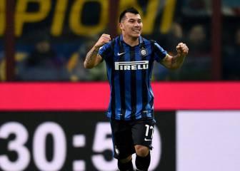 Alista su regreso: Medel volvió a ser citado en Inter de Milán