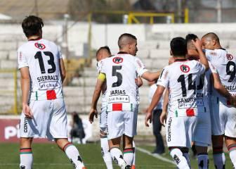 Palestino jugará amistoso internacional en Perú