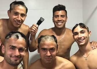 Gonzalo Espinoza bautizó a los juveniles de la U en La Serena