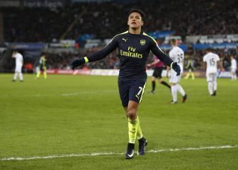 La gran actuación de Alexis, en imágenes