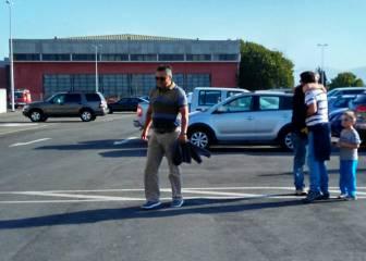 Castañeda presenció el duelo entre la U y La Serena
