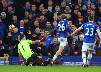 Everton humilla al Manchester City de Claudio Bravo