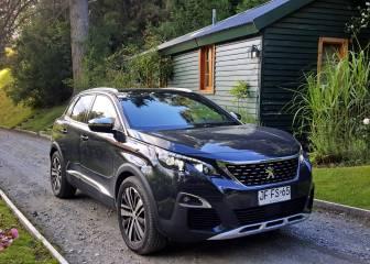 Así es el nuevo SUV Peugeot 3008