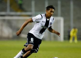 Colo Colo está apremiado por contrato de 'Canchita' Gonzales