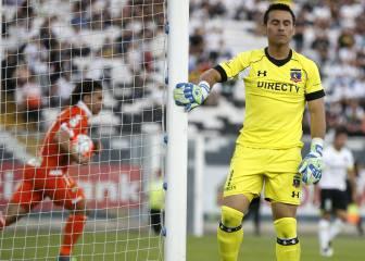 Justo Villar vive día clave para ver si podrá debutar en la Copa