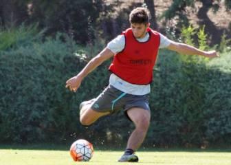 Kuscevic y pretemporada en La Serena: