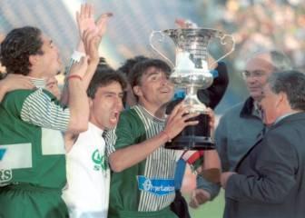 El pasado como futbolistas de los DT del Sudamericano