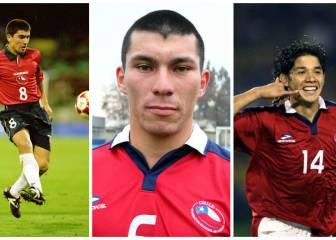 El equipo ideal Sub 20 de Chile en las últimas dos décadas