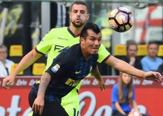 Medel explica su nueva posición en Inter y valora su retorno