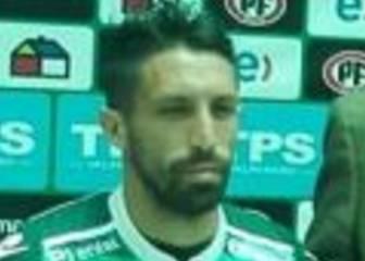 El mensaje de Ribery Muñoz en Wanderers por su paso por Everton
