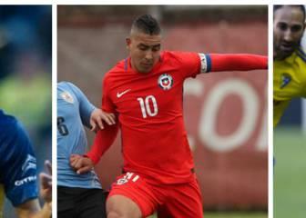 Las 9 figuras a seguir en el Sudamericano Sub 20